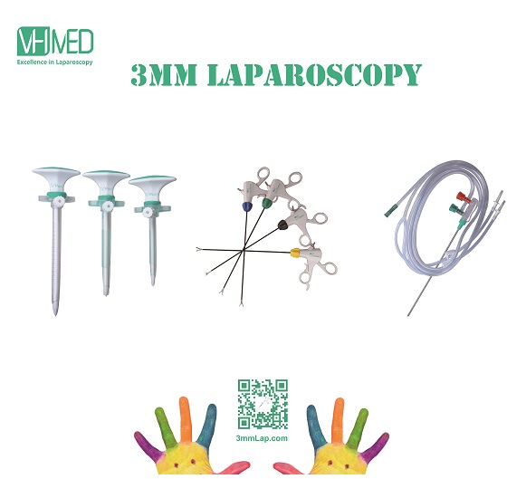Expansion of 3mm Laparoscopic Solutions